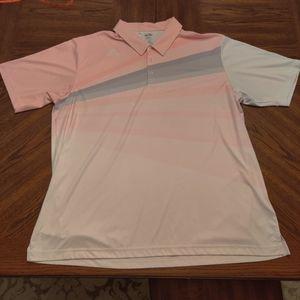 Adidas Men's Golf Polo Climalite Size XXL